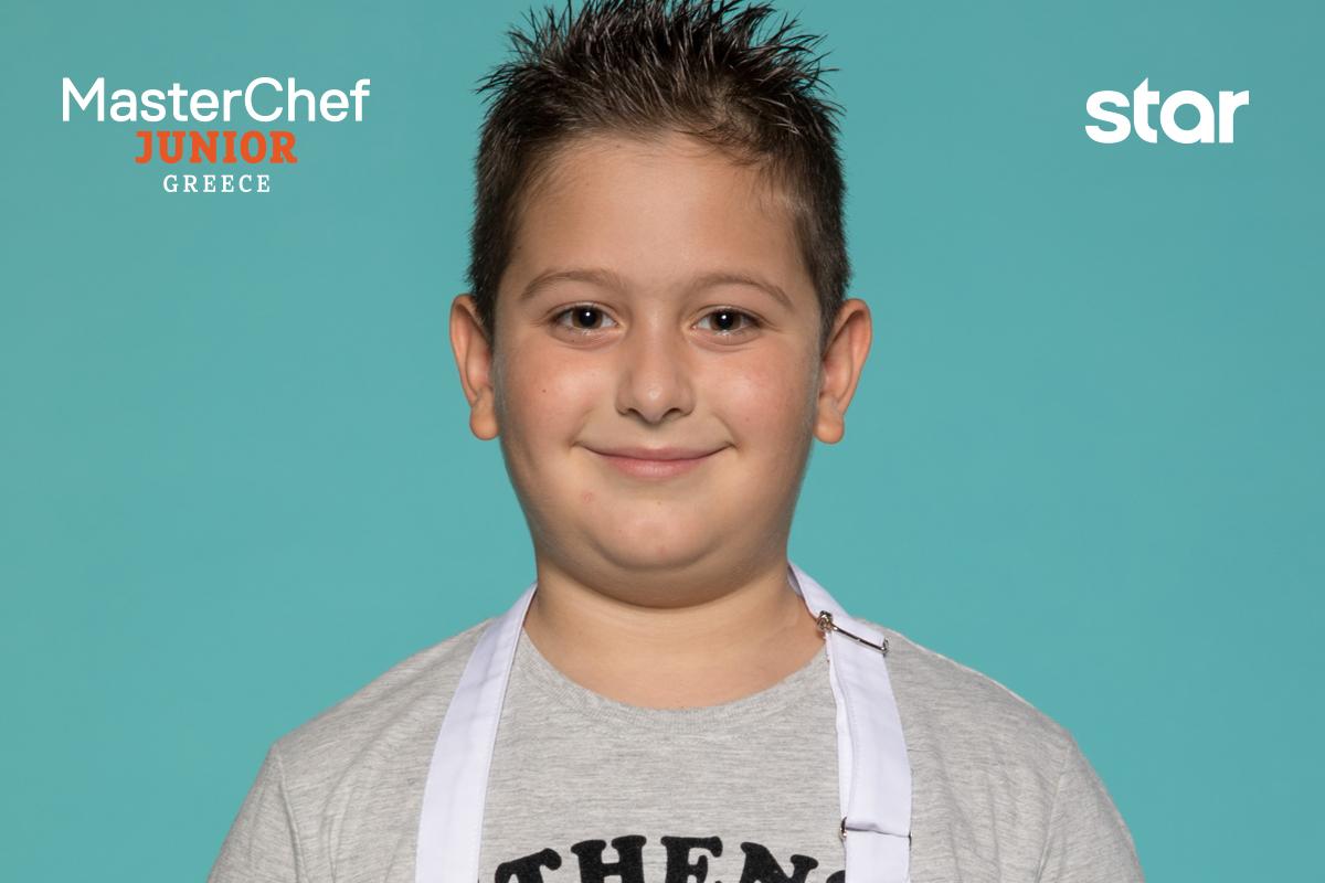 Τελικοσ μαστερ σεφ 2019: Ο 8χρονος Σερραίος Κωνσταντίνος Τερπεζίδης «κλέβει